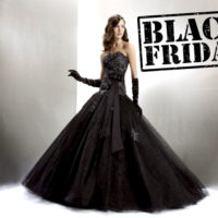 BLACK FRIDAY?... BLACK BRIDE!!!